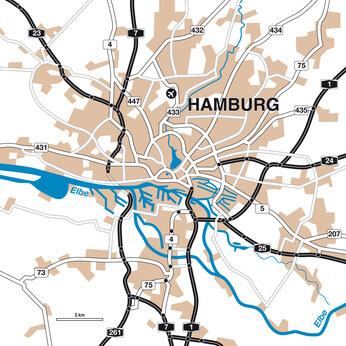 Abmahnung Kartografie | Stadtplan Abmahung | Urheberrechtsverletzung durch die unberechtigte Nutzung von Stadtplänen