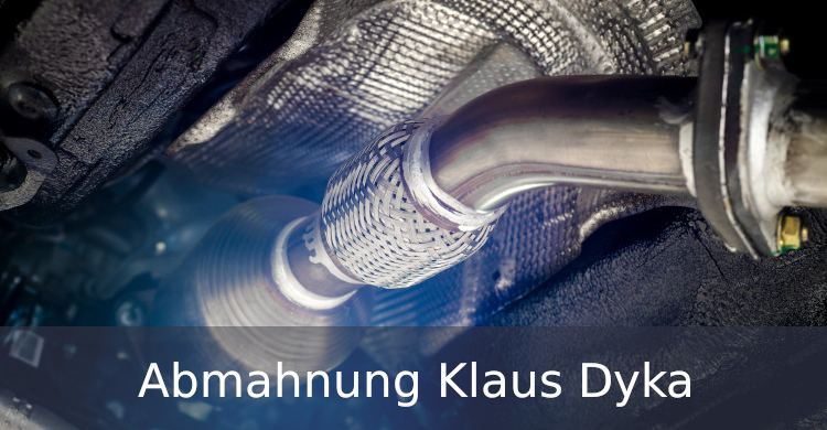 Abmahnung Klaus Dyka | Hitzeschutzfolie | Verletzung von Informationspflichten bei eBay
