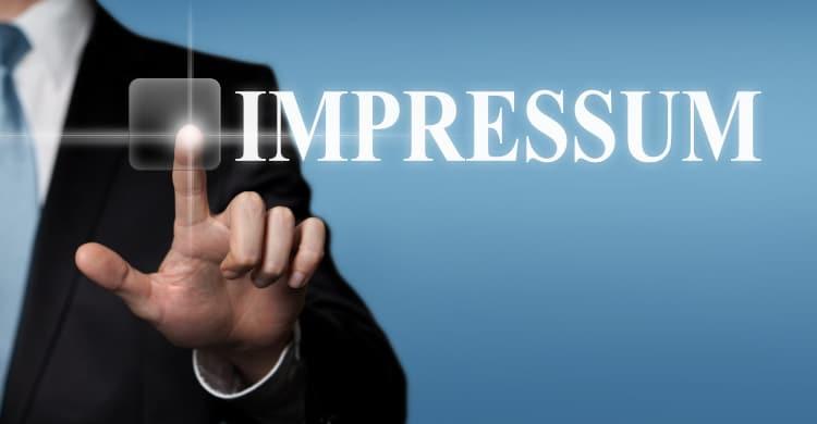 Impressum erstellen | Was gehört in ein Impressum | rechtliche Anforderung an das Impressum einer Website