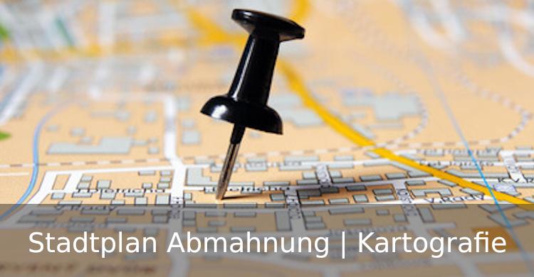 Stadtplan Abmahnung | Kartografie | Urheberrechtsverletzung an Kartografie